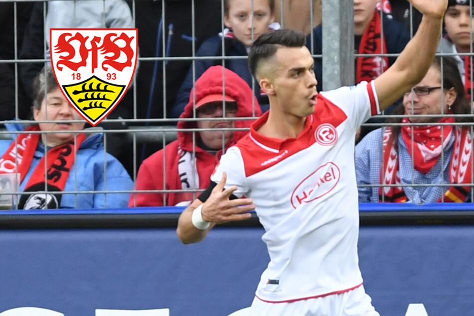Kehrt Erik Thommy zurück zum VfB Stuttgart?