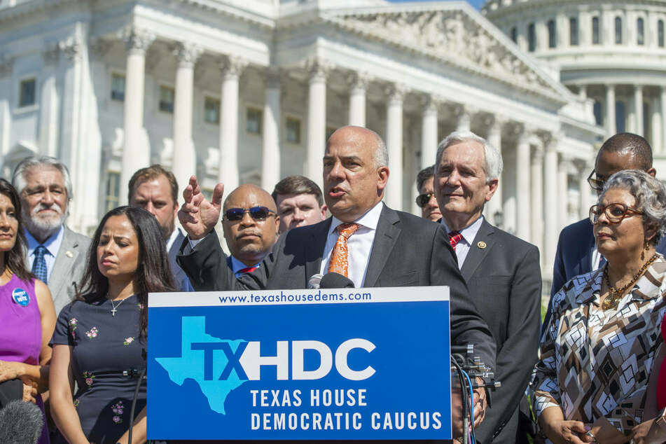 Five Texas Democrats in DC test positive for Covid-19