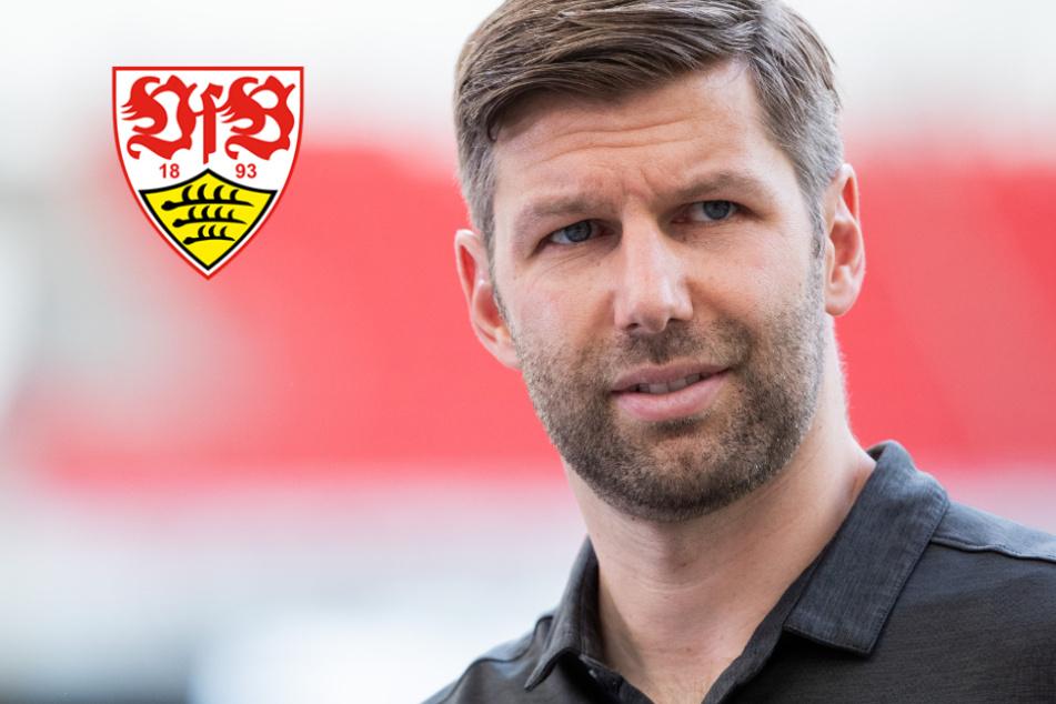 VfB-Boss Hitzlsperger: Oliver Schraft soll Klub trotz der Daten-Affäre erhalten bleiben