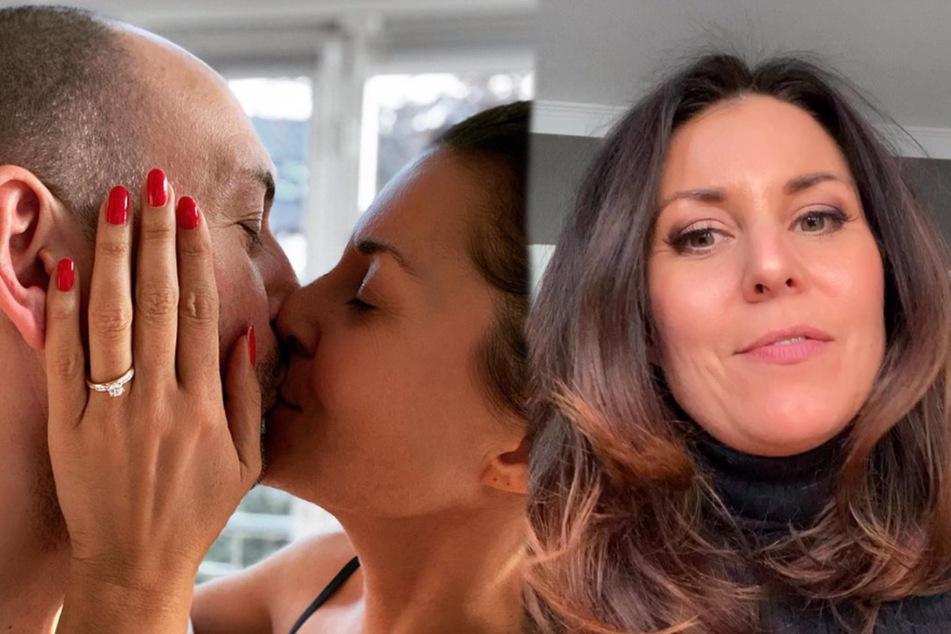 Promi-Expertin und Braut Vanessa Blumhagen: Fällt die Hochzeit jetzt ins Wasser?