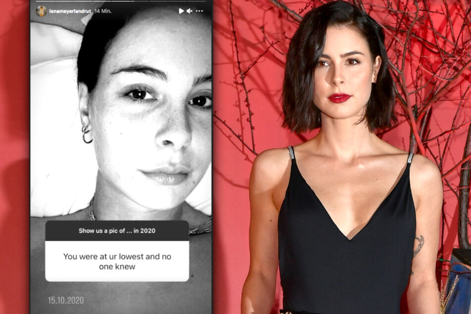 Lena Meyer-Landrut (29) postet einen emotionalen Einblick auf Instagram.