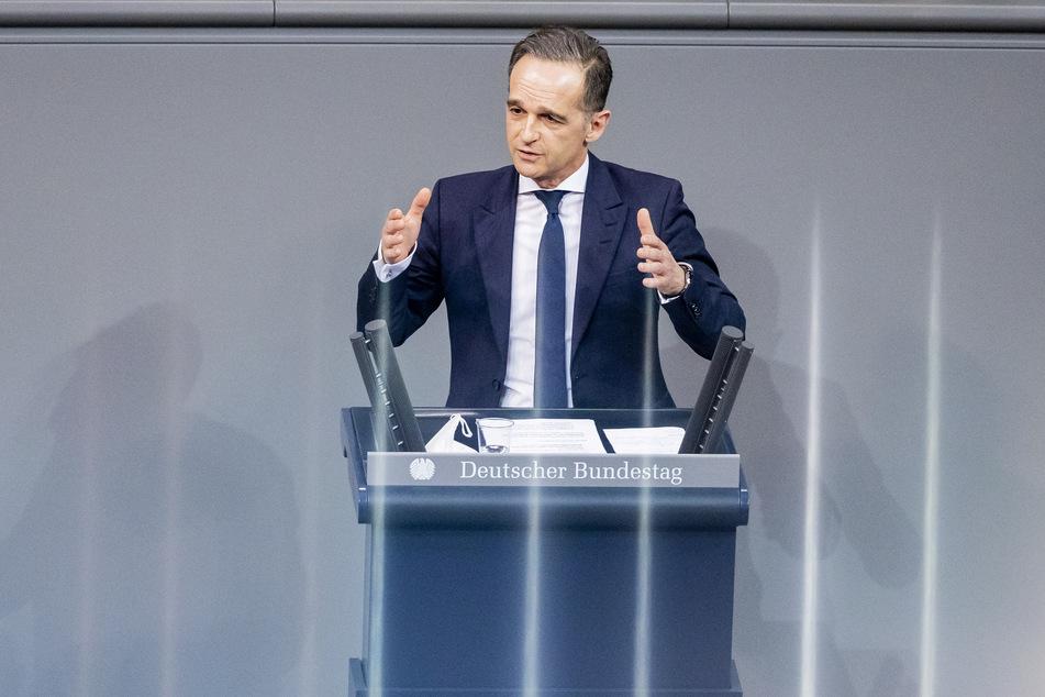 Heiko Maas (SPD), Außenminister, hält eine internationale Zusammenarbeit zur Bewältigung der Corona-Krise für sinnvoll.