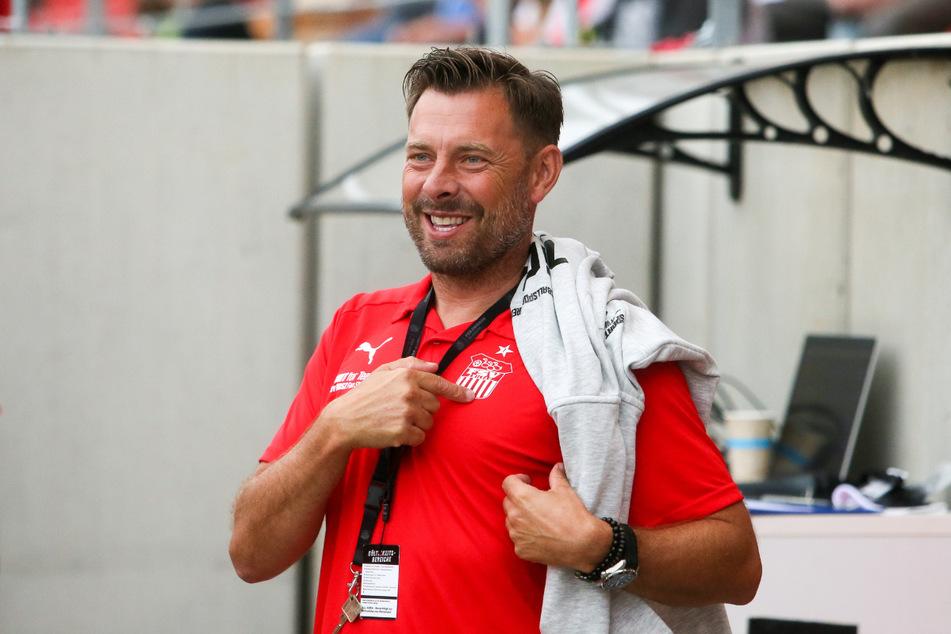 Matthias Krauß (47) hat konkrete Vorstellungen, wie das schrittweise Wiederzulassen von Fans im Stadion möglich sein könnte.