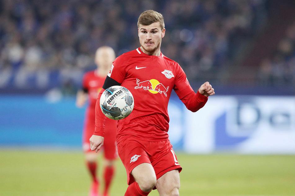 Timo Werner (24) hat bislang nicht gesagt, dass er auch über die Saison bei RB Leipzig bleiben will.