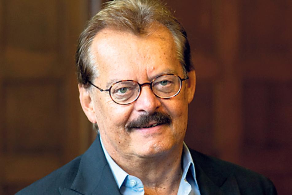 Ärztlicher Sachverstand für die Landesregierung: Professor Michael Albrecht (70).