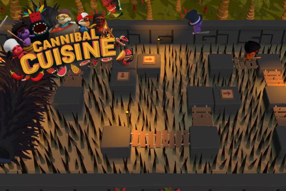 """Spiele-Test zu """"Cannibal Cuisine"""": Party-Spaß mit Startschwierigkeiten"""