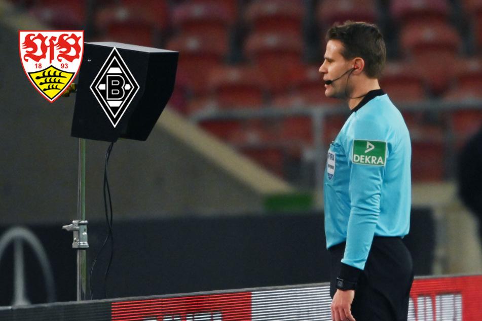 VfB Stuttgart mit irrem VAR-Glück: Schiedsrichter Brych gibt Fehler zu