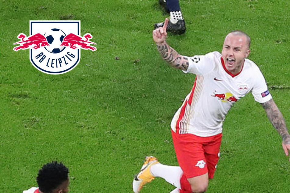 RB Leipzig gelingt dank Angelino-Doppelschlag perfekter Champions-League-Einstand