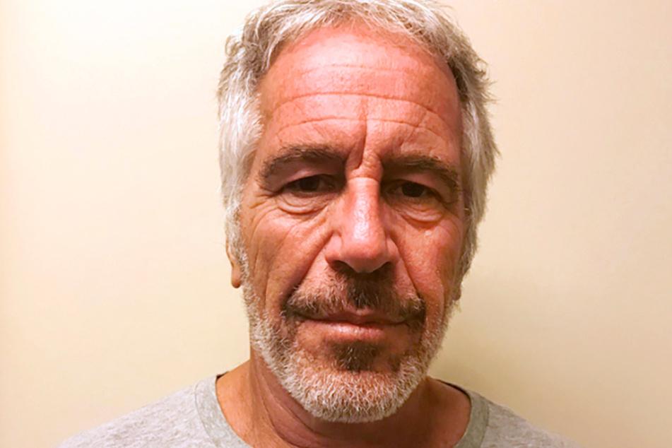 Der US-Geschäftsmann Jeffrey Epstein (†66), Aufnahme vom 28. März 2017.
