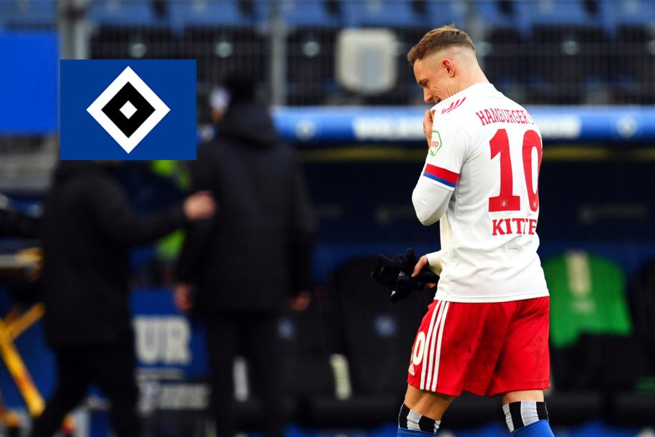 Nur ein Punkt gegen Fürth: Tut dieses Remis dem HSV am Ende noch richtig weh?