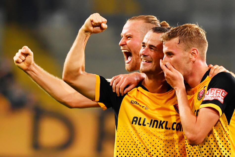 Drittliga-Aufstiegskandidaten: Dynamo Dresden ist der Top-Favorit!