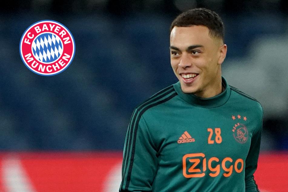 FC Bayern und Barça ringen um Sergiño Dest: Youngster hat sich wohl entschieden!
