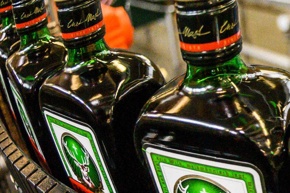 Die meisten Jägermeister-Flaschen kommen aus dem Bernsdorfer Werk.