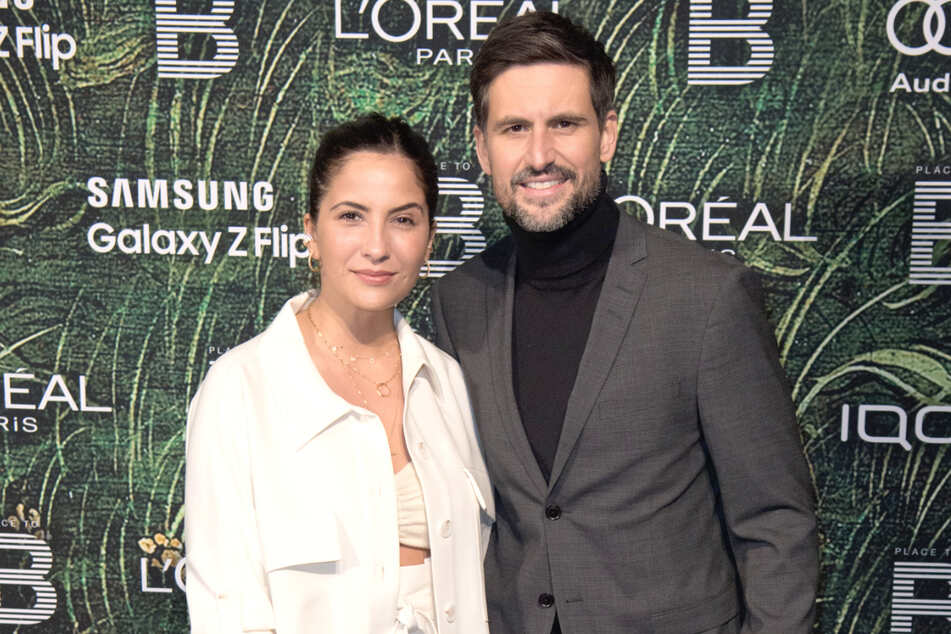 GZSZ-Darstellerin Chryssanthi Kavazi (32) und Schauspieler Tom Beck (43) sind 2019 zum ersten Mal Eltern geworden.