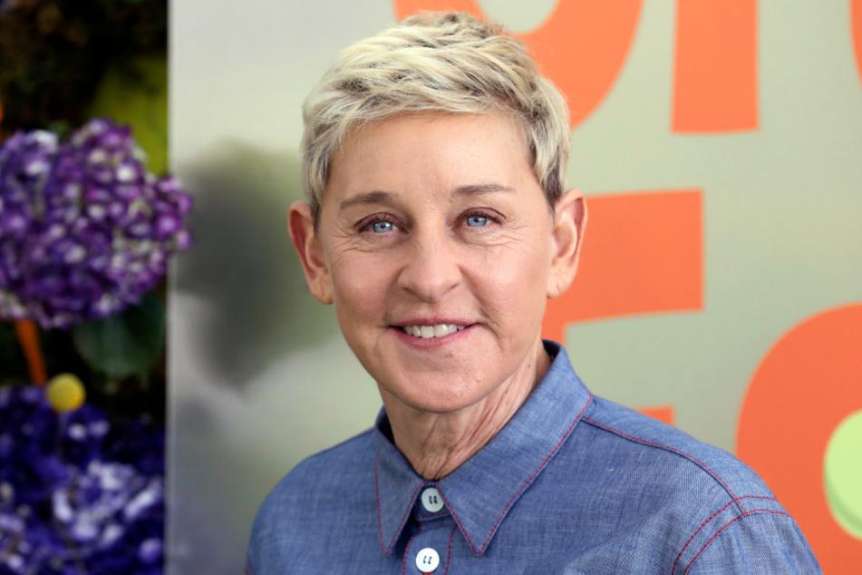Ellen DeGeneres fand sowohl entschuldigende als auch abwehrende Worte.