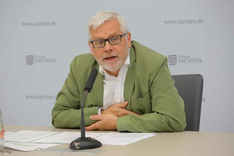 Staatssekretär Uwe Gaul.
