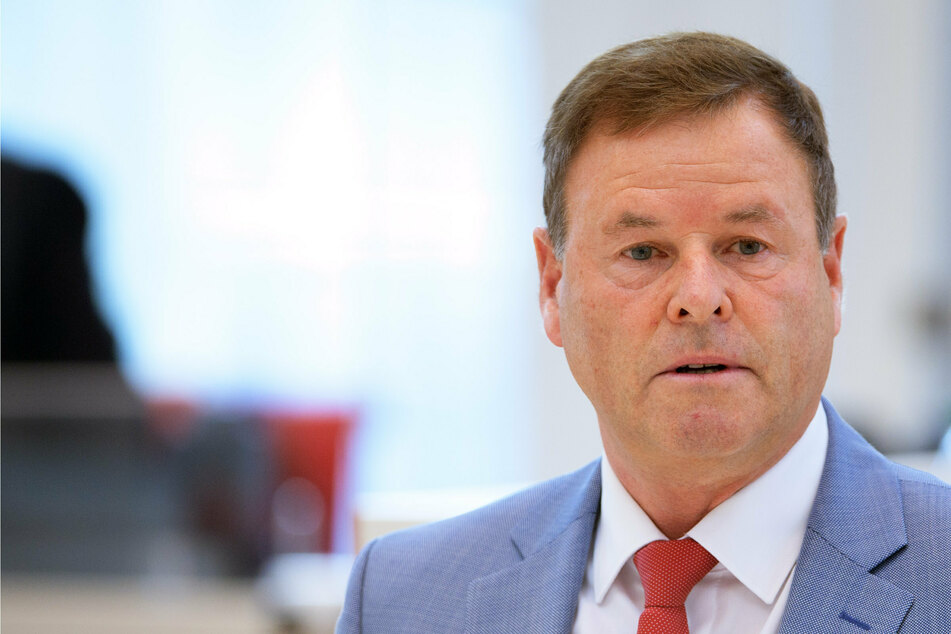 Christian Görke (59, Die Linke) setzt sich für ein Homeoffice-Ticket im Verkehrsverbund Berlin-Brandenburg (VBB) ein.