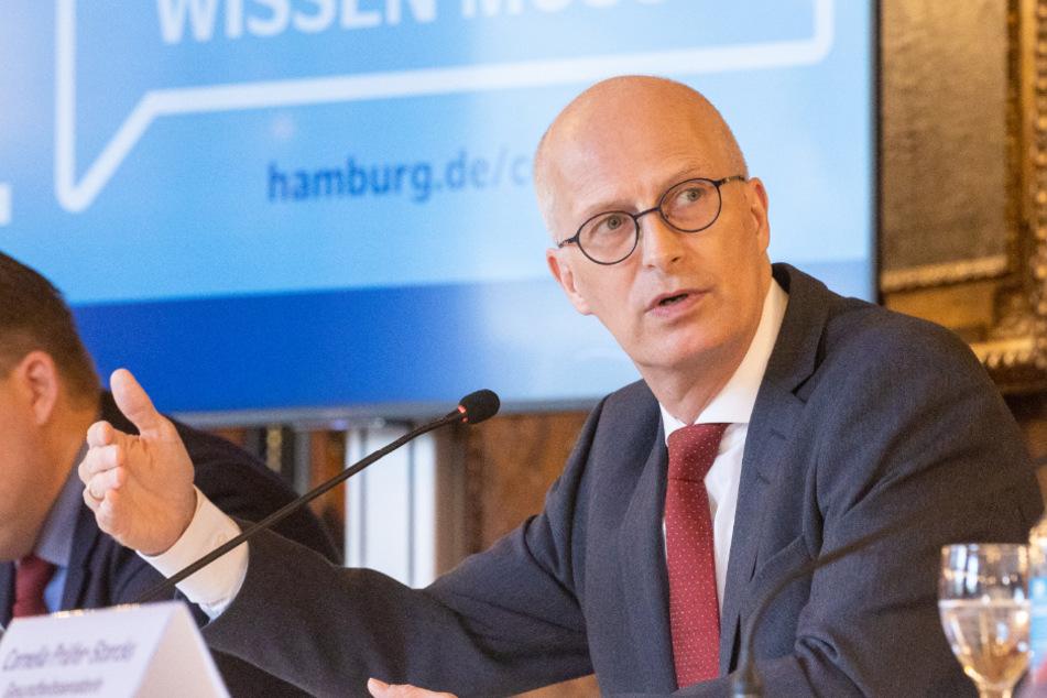 Hamburg: Bürgermeister Tschentscher verkündet neue Corona-Regeln für Hamburg