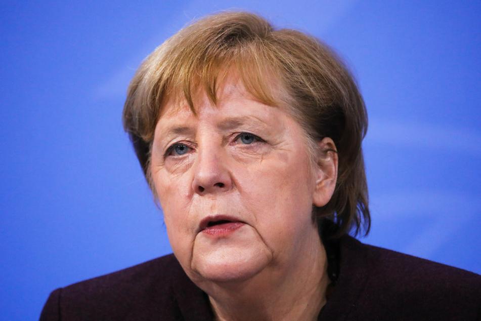 Bundeskanzlerin Angela Merkel (66, CDU) berät am Mittwoch mit den Ministerpräsidenten über das weitere Vorgehen in der Corona-Pandemie.