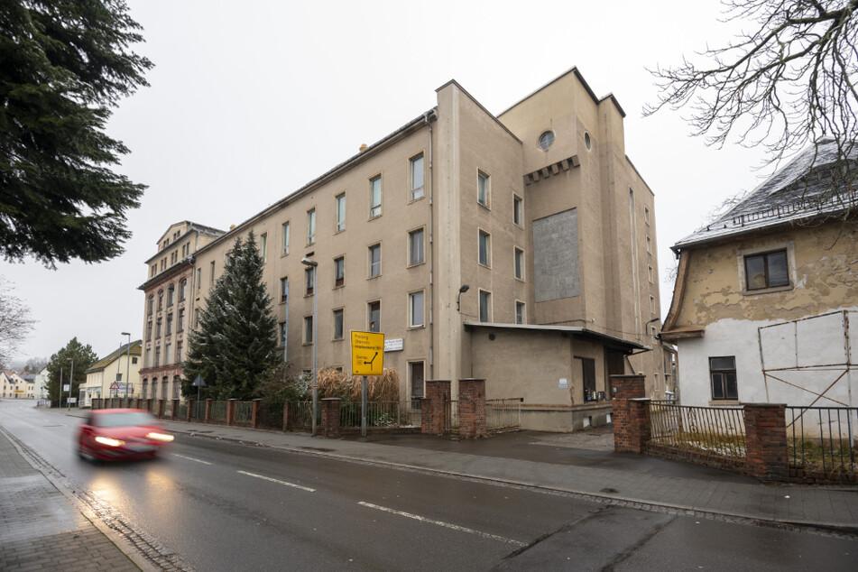 Mit der Ibug soll die ehemalige Buntpapier-Fabrik in Flöha zum Gesamtkunstwerk werden.
