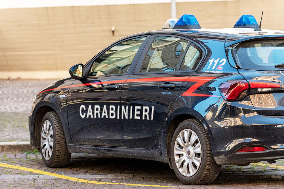 Die italienische Polizei ermittelt nun gegen das Diebstahlsopfer. Er könnte die Diebe absichtlich angefahren haben (Symbolbild).