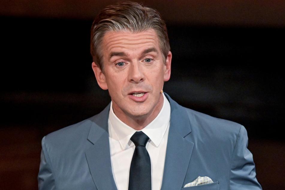 Markus Lanz moderiert seine gleichnamige Talkshow seit 2008.