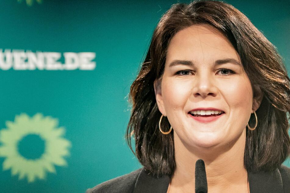 Bundestagswahl 2021: Grünen-Parteichefin Baerbock tritt für Spitzenkandidatur an
