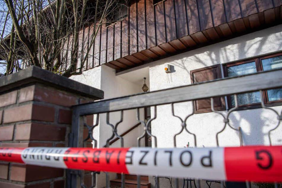 In diesem Wohnhaus in Starnberg wurde die schreckliche Tat verübt.