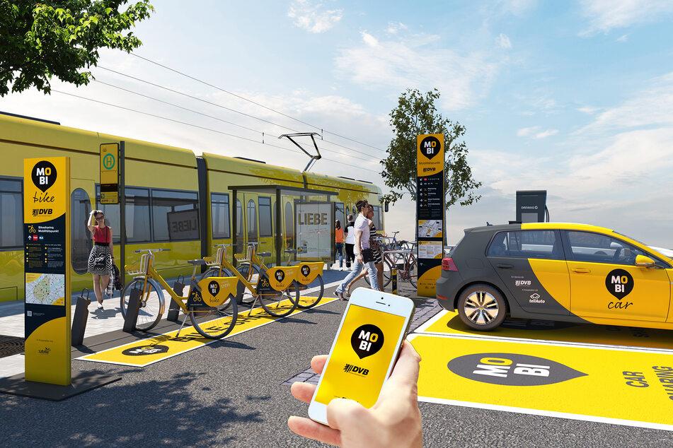 Angebote wie die eigene App oder das Car- und Bikesharing könnten dem Rotstift zum Opfer fallen.