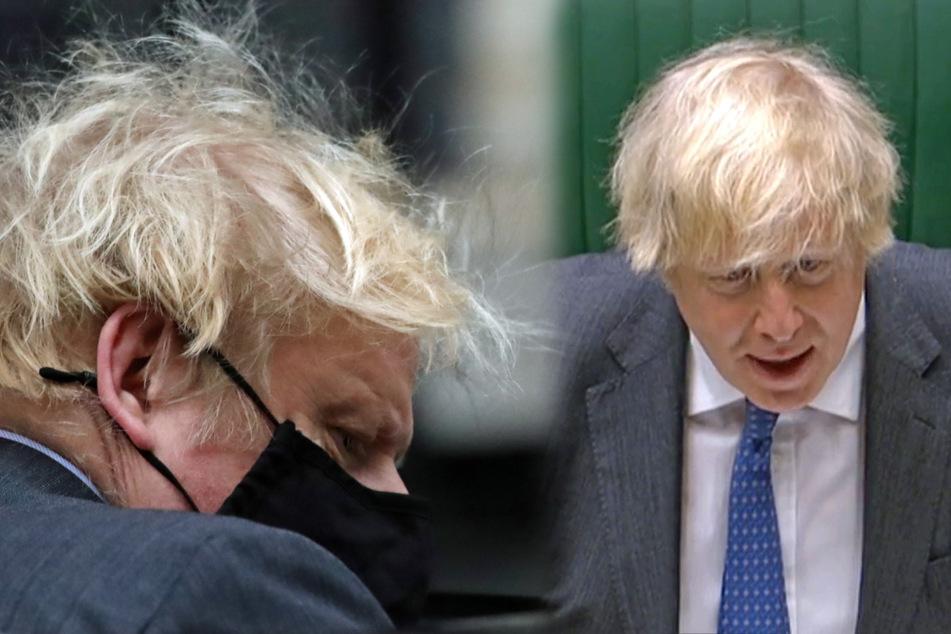 Boris Johnson plötzlich mit neuem Haarschnitt: Steckt seine Frau Carrie dahinter?