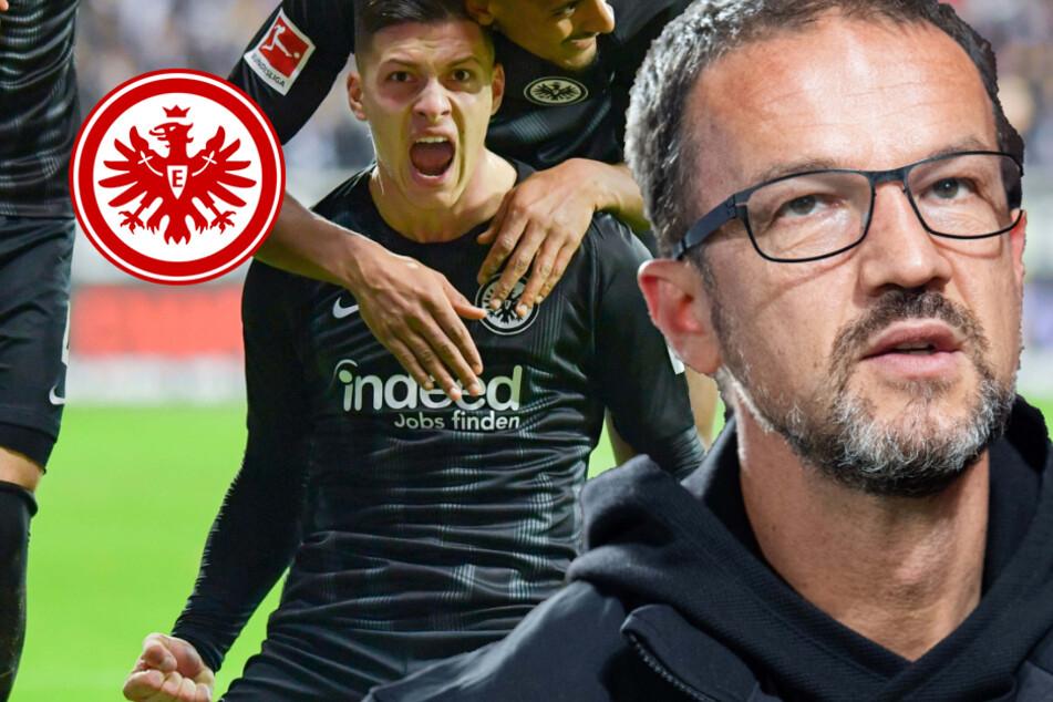 Sensationelle Jovic-Rückkehr zur Eintracht? Das sagt Sportchef Bobic dazu
