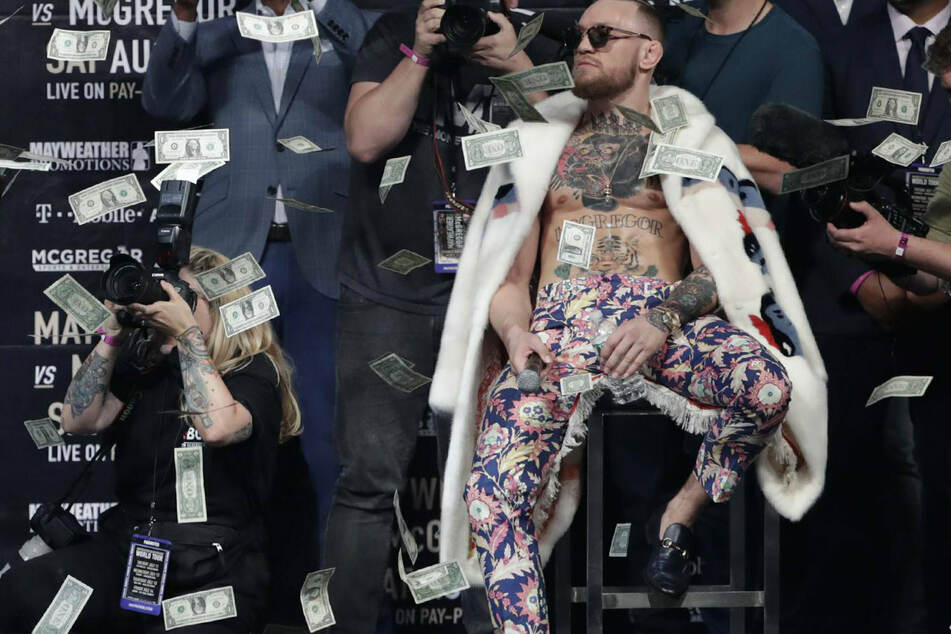 MMA superstar Conor McGregor cashes in as the highest-paid athlete of 2020!