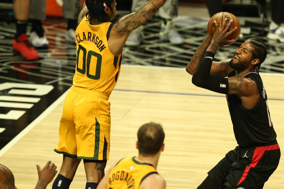 NBA Playoffs: The Clippers gutted out a big road win to take the series lead over the Jazz