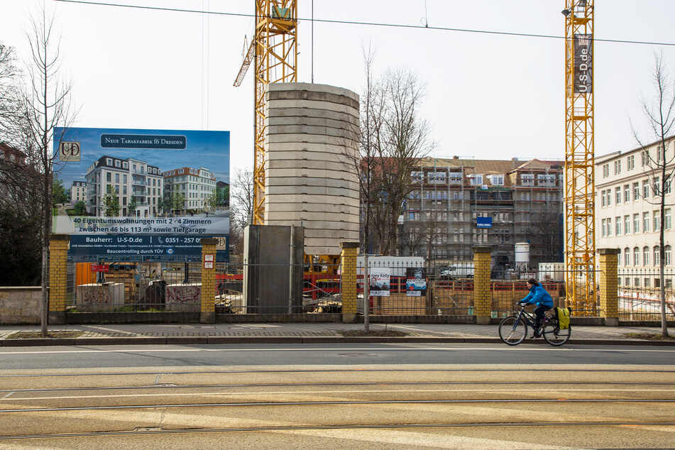Die Preise für neue Eigentumswohnungen haben sich in zehn Jahren fast verdoppelt.