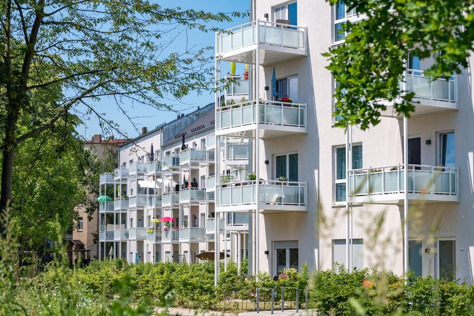 Dresden: Dresden muss tief in die Tasche greifen: Eine halbe Milliarde Euro für 5000 Wohnungen