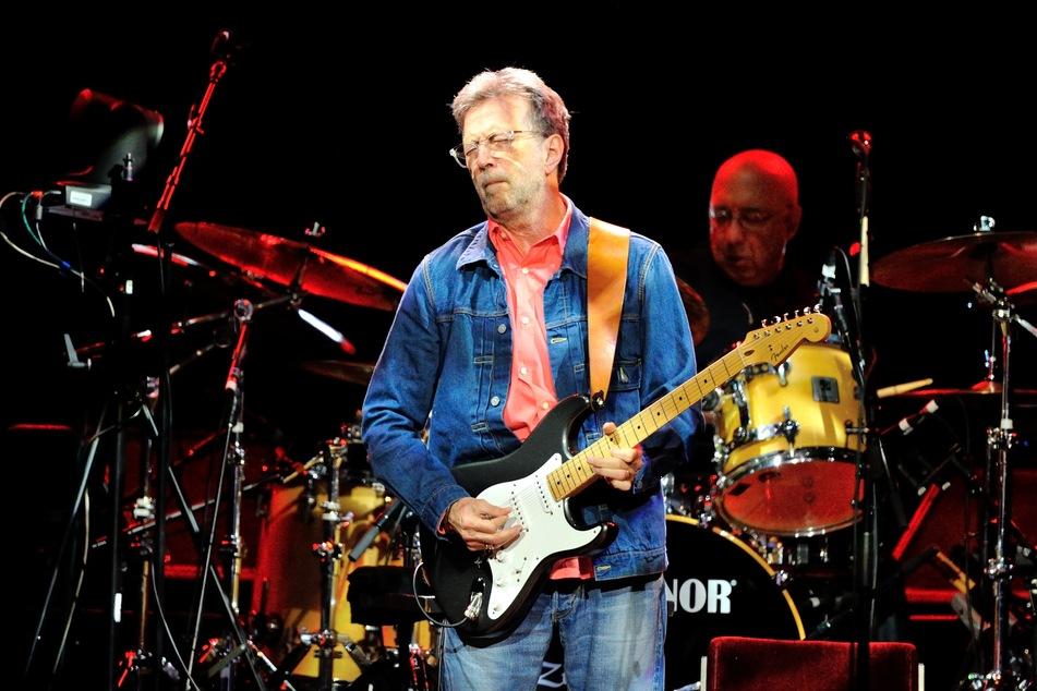 Die für diesen Sommer geplanten Konzerte von Eric Clapton finden erst 2021 statt.