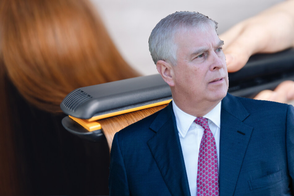 Prince Andrew is a sex addict, new book claims