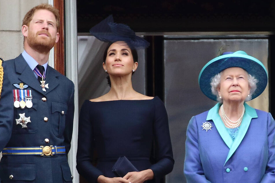 """""""Enough is enough"""": Is the queen planning legal action against Harry and Meghan?"""