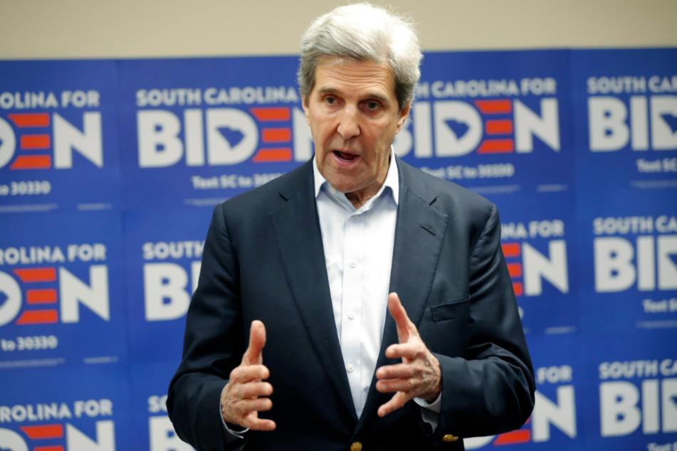 Für viele schlichtweg sympathisch: John Kerry (76).