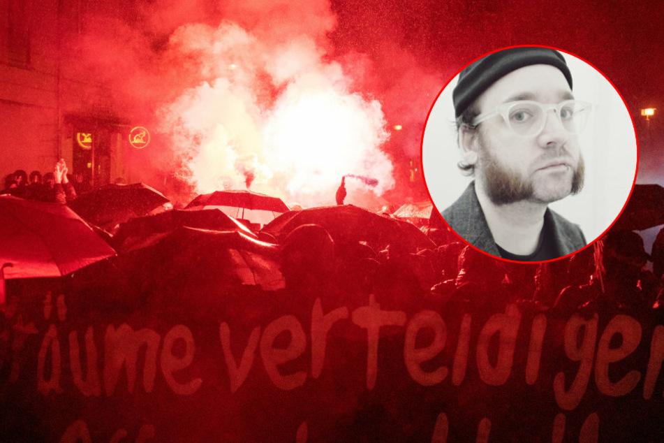 """Kommentar zur Räumung der """"Liebig 34"""": Quo vadis, Berlin?"""