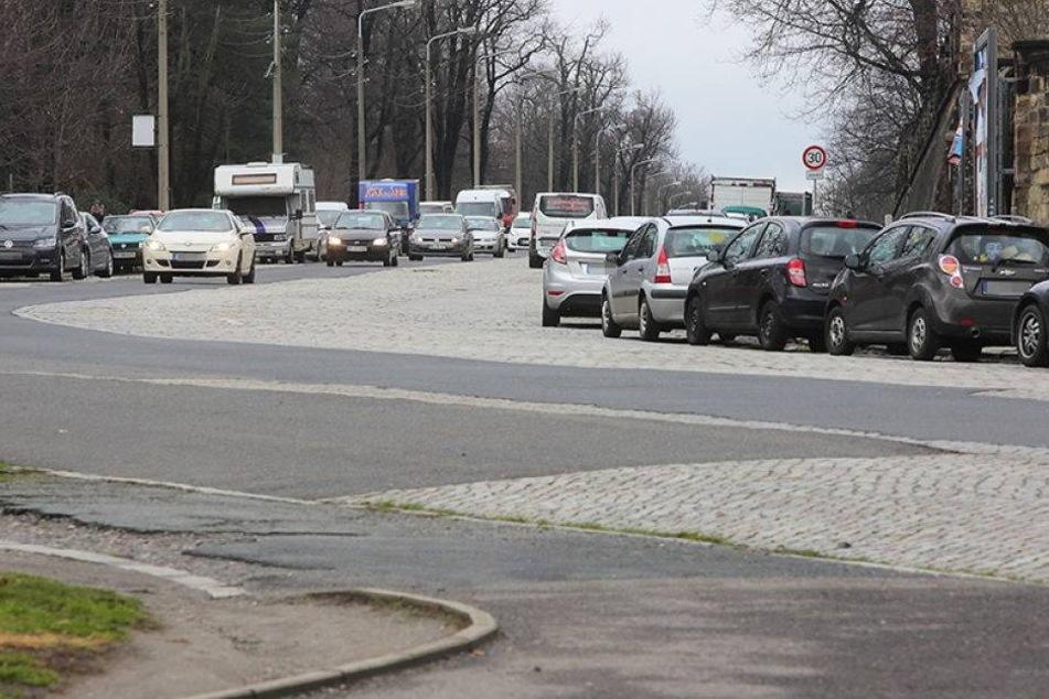 Stauffenbergallee: Sanierung erst in vier Jahren