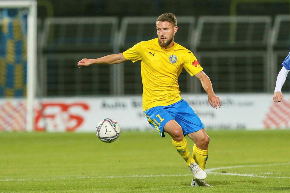 Tom Nattermann brachte Lok Leipzig in der 6. Minute in Führung, erzielte kurz vor Ende auch das 3:0. (Archivbild)