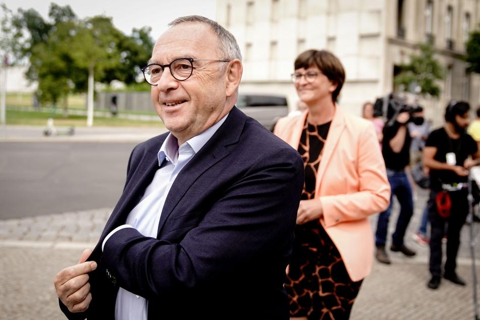 Norbert Walter-Borjans, Bundesvorsitzender der SPD.