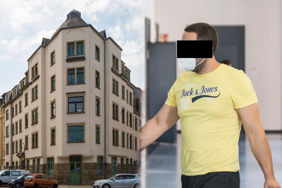 Streit um Parklücke eskaliert in Dresden: Fuhr Umzugshelfer Anwohnerin an?
