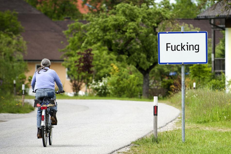 """No more """"Fucking"""": Dorf ändert seinen unfreiwillig obszönen Namen"""