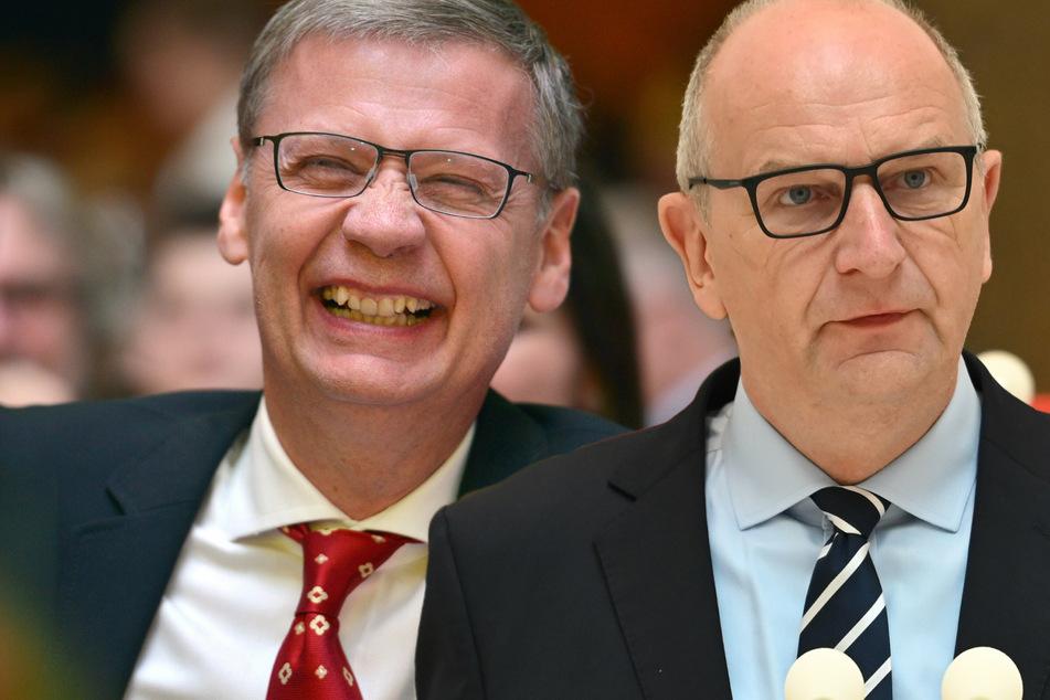 Günther Jauch: Dietmar Woidke gratuliert Günther Jauch zum 65. Geburtstag