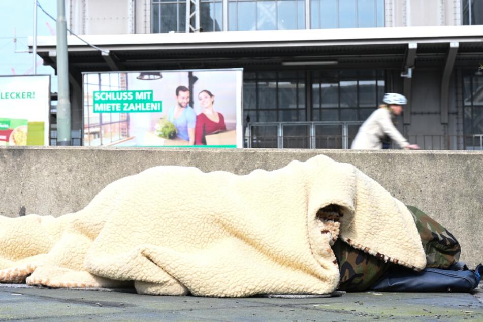 Der 71-jährige Obdachlose wurde schwer verletzt (Symbolfoto).