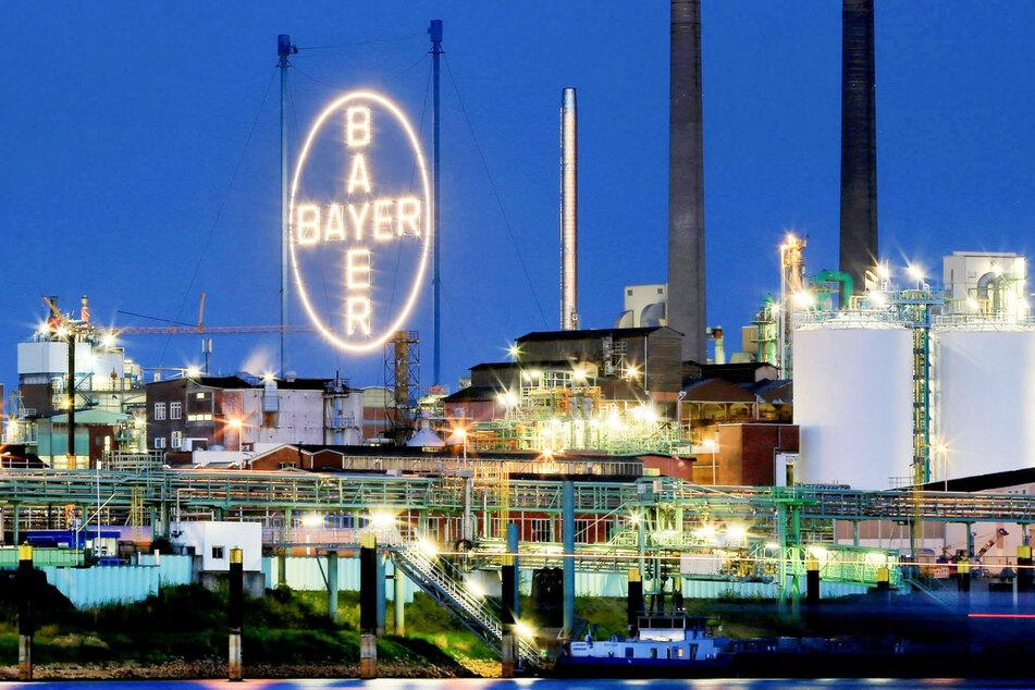 Bayer fährt erneut dickes Minus ein
