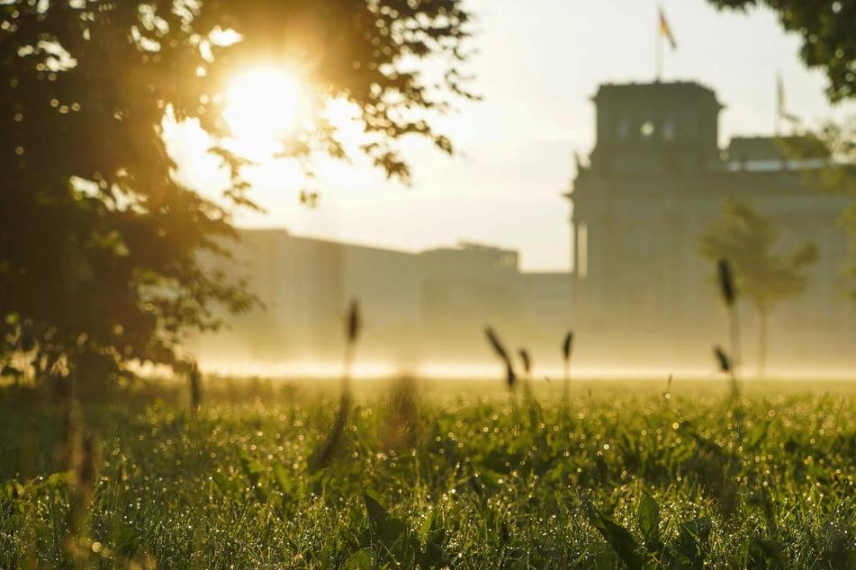 In Berlin und Brandenburg zeichnen sich zum Wochenende heitere Aussichten mit Temperaturen über 30 Grad ab. (Symbolfoto)