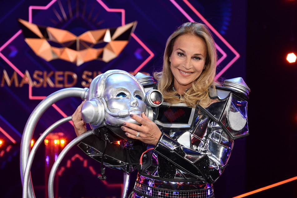 """The Masked Singer"": Der Roboter ist raus"